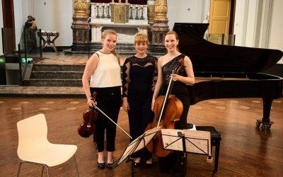 Volkmann Trio on Radio 4