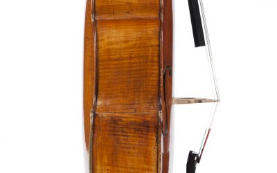 Over mijn cello